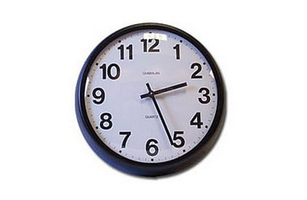 Analogue Clocks National Time
